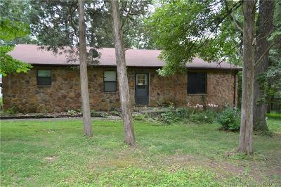 Harrison County Single Family Home For Sale: 375 Wiseman Road SW