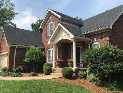 Sellersburg Single Family Home For Sale: 12410 Covered Bridge Road