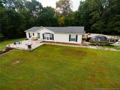Crawford County Single Family Home For Sale: 210 N Richardson Lane