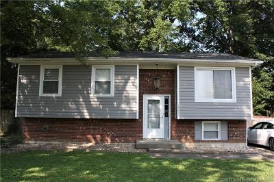 Jeffersonville Single Family Home For Sale: 1703 Northaven Drive