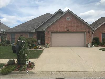 Clarksville IN Single Family Home For Sale: $199,900