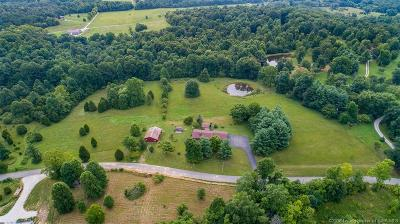 Washington County Single Family Home For Sale: 9320 W Hardinsburg Road