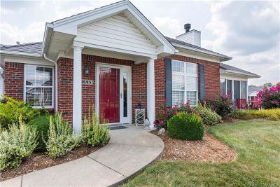 Jeffersonville Single Family Home For Sale: 3695 Stonecreek Circle