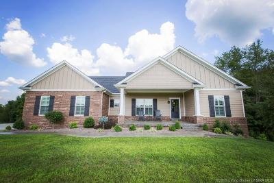 Harrison County Single Family Home For Sale: 948 St Johns Church Road