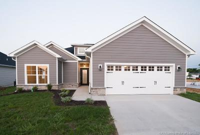 Jeffersonville Single Family Home For Sale: 3513 Edgewood Village Drive