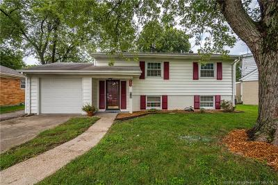 Jeffersonville Single Family Home For Sale: 308 Hopkins Lane
