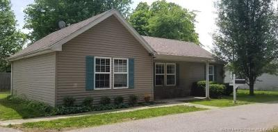 Single Family Home For Sale: 1746 & 1743 Wood Street