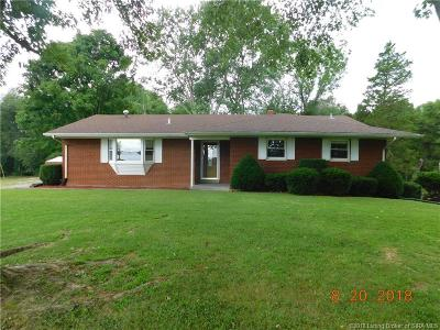 Washington County Single Family Home For Sale: 7241 S Becks Mill Road