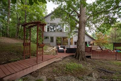 New Albany Single Family Home For Sale: 405 Sunnyside Drive