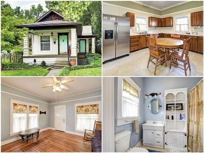 Jeffersonville Single Family Home For Sale: 723 E Court Avenue