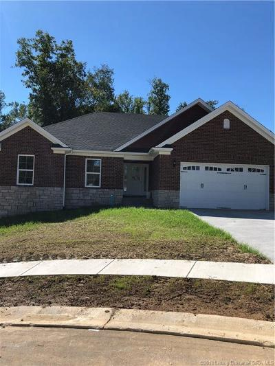 Greenville Single Family Home For Sale: 1008 Freedom Court