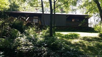 Washington County Single Family Home For Sale: 1501 Old State Road 60 W