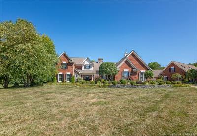 Harrison County Single Family Home For Sale: 2586 Corydon Ridge Road NE