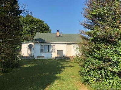Washington County Single Family Home For Sale: 10840 SE West Washington School Road