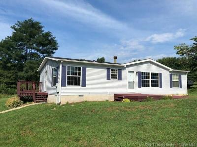Harrison County Single Family Home For Sale: 5299 Main Street SE