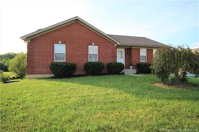 Jeffersonville Single Family Home For Sale: 2801 Rolling Creek Drive