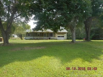 Harrison County Single Family Home For Sale: 2945 Kennedy Mott Road NW