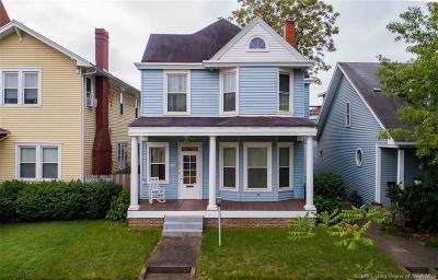 New Albany Single Family Home For Sale: 610 E Market Street