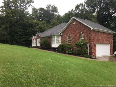 Floyd County Single Family Home For Sale: 6005 Woodsview Court