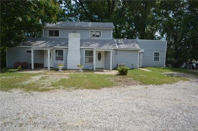 Floyd County Single Family Home For Sale: 6479 Highway 111 SE