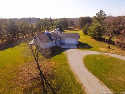 Washington County Single Family Home For Sale: 2865 S Mount Zion Church Road