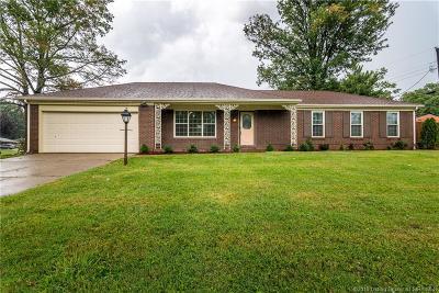 Jeffersonville Single Family Home For Sale: 409 Creek Road
