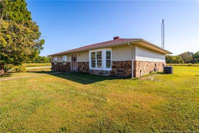 Crawford County Single Family Home For Sale: 3184 E Mansfield Road