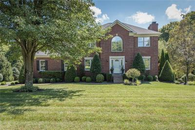 Greenville Single Family Home For Sale: 7316 Wind Dance Parkway
