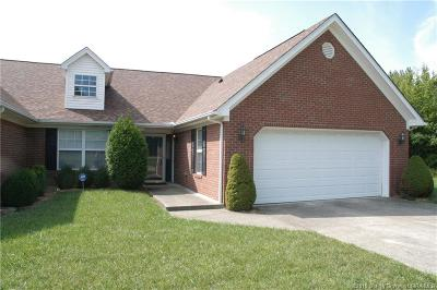 Floyd County Single Family Home For Sale: 128 Crown Court