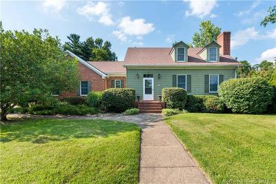 Floyd County Single Family Home For Sale: 4104 E Luther Road