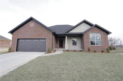Clark County Single Family Home For Sale: 3018 Hawks Landing