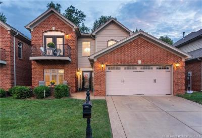 Jeffersonville Single Family Home For Sale: 225 Duley Court
