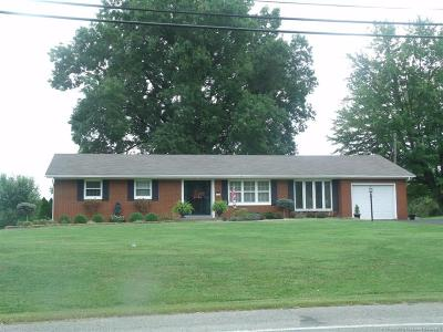 Sellersburg Single Family Home For Sale: 7312 Highway 311