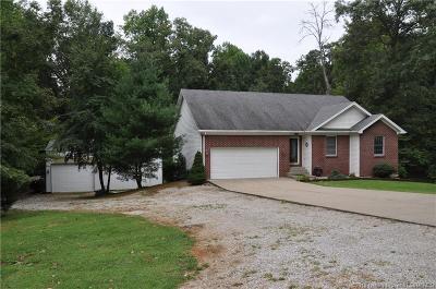 Harrison County Single Family Home For Sale: 1105 Lost Creek Road NE