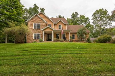 Harrison County Single Family Home For Sale: 3070 Cave Hill Road NE