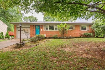 Clarksville Single Family Home For Sale: 2219 Birch Drive