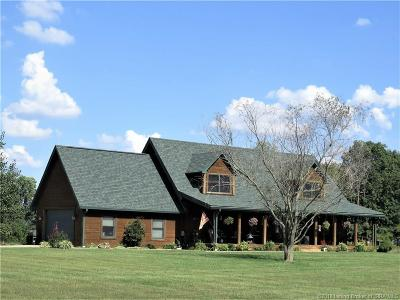 Harrison County Single Family Home For Sale: 2470 Highway 337 SE