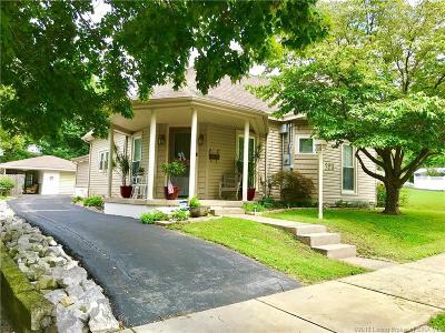 Harrison County Single Family Home For Sale: 324 E Walnut Street