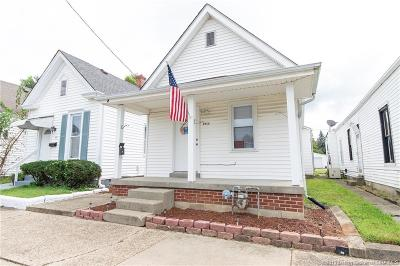 New Albany Single Family Home For Sale: 1514 Ekin Avenue