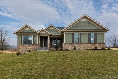 Clark County Single Family Home For Sale: 1404 Bogie Lane