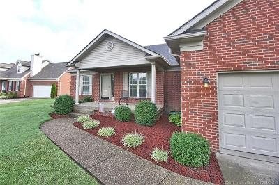 New Albany Single Family Home For Sale: 3407 Wyndswept Court