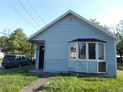 Floyd County Single Family Home For Sale: 2003 McDonald Avenue