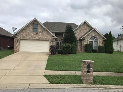 Sellersburg Single Family Home For Sale: 11819 Perry Crossing Parkway