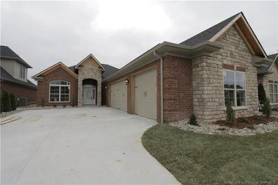 Clark County Single Family Home For Sale: 1723 Bay Hill Place