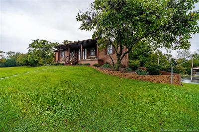 Floyd County Single Family Home For Sale: 10218 Crowder Road
