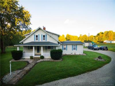 Crawford County Single Family Home For Sale: 2306 E Mount Sterling Road