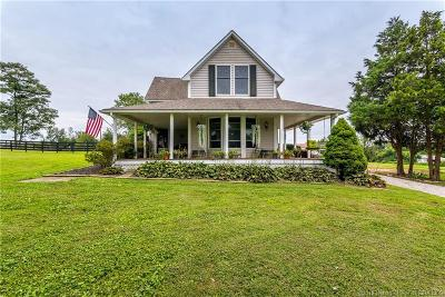 Floyd County Single Family Home For Sale: 11581 Losson Road