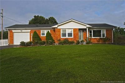 Georgetown Single Family Home For Sale: 1445 Baylor Wissman Road