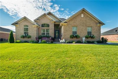 Harrison County Single Family Home For Sale: 2674 Crescent Hill Drive NE