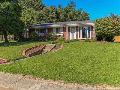 Clarksville Single Family Home For Sale: 1603 Longfellow Drive
